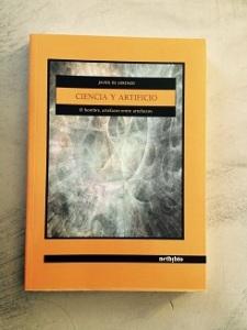 Imagen libro Ciencia y Artificio